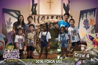 2016 FCBCA VBS Crew 4