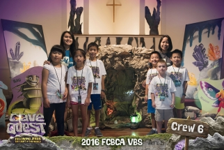 2016 FCBCA VBS Crew 6