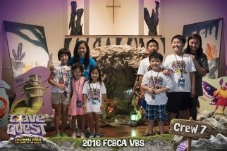 2016 FCBCA VBS Crew 7
