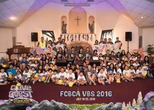 2016 FCBCA VBS