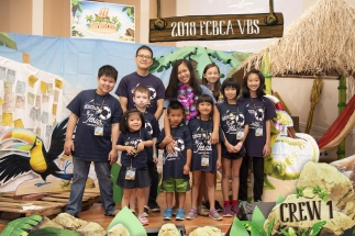 2018 FCBCA VBS Crew 1 Photo