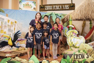 2018 FCBCA VBS Crew 3 Photo