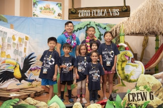 2018 FCBCA VBS Crew 6 Photo