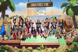 2018 FCBCA VBS Crew Leaders and Assistant ADJ