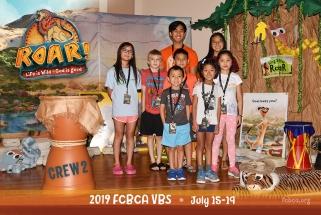 2019 FCBCA VBS CREW 2