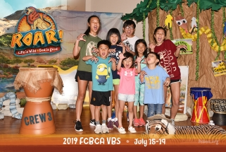 2019 FCBCA VBS CREW 3 FUN