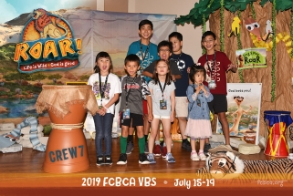 2019 FCBCA VBS CREW 7 FUN