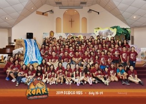 2019 FCBCA VBS Group ALL