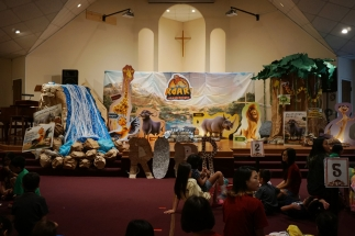 2019 FCBCA VBS Stage sm